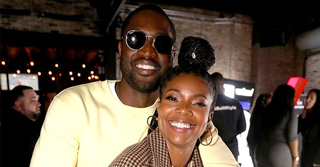 Gabrielle Union & Daughter Model Tribal Ensembles — Fans Say Kaavia Looks Just like Her Dad