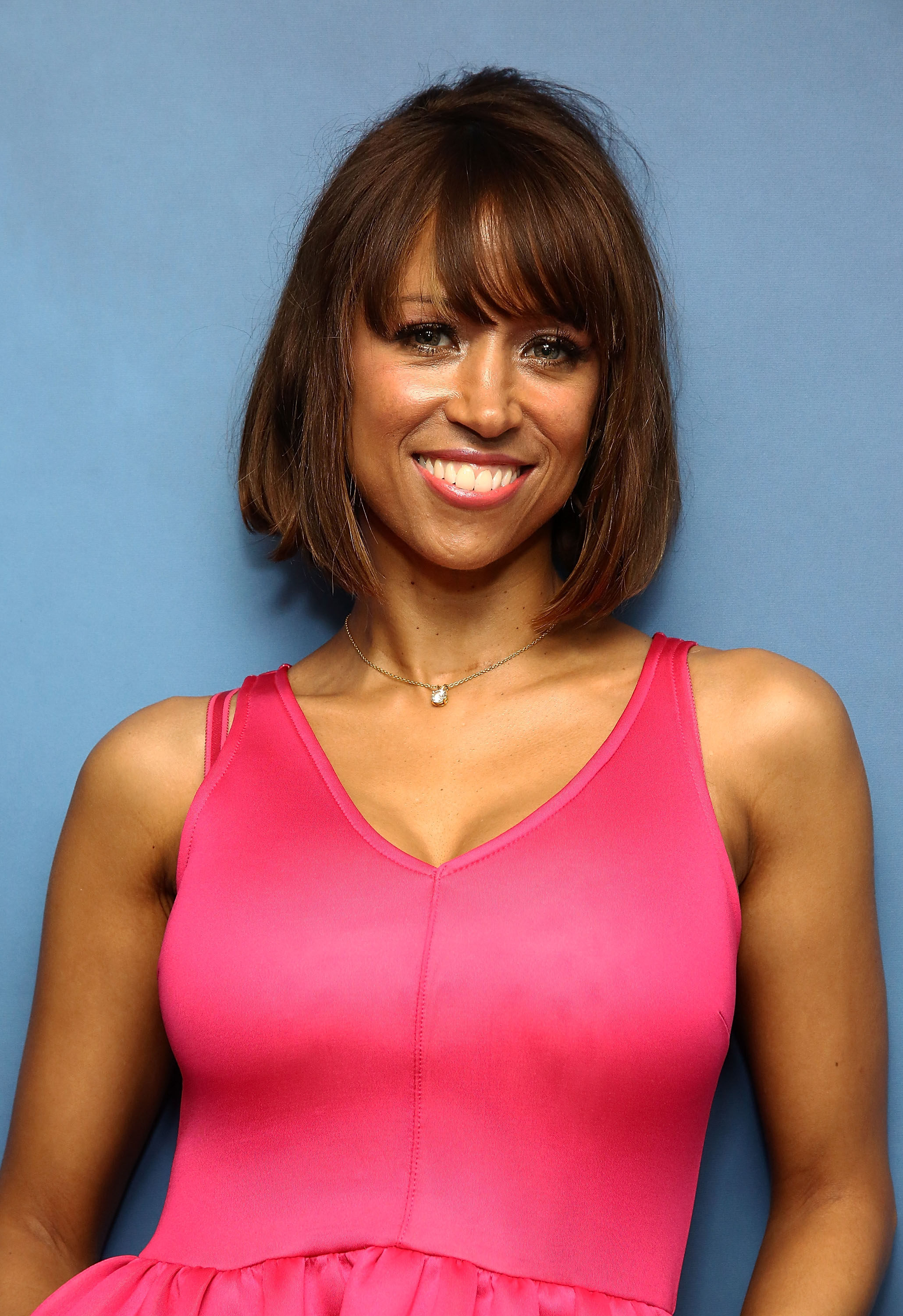 Stacey Dash visits the SiriusXM Studios on June 6, 2016. | Photo: GettyImages