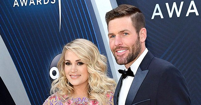 Carrie Underwood's Husband Mike Fisher Shares Sweet Family Moment with Sons during Fishing Trip