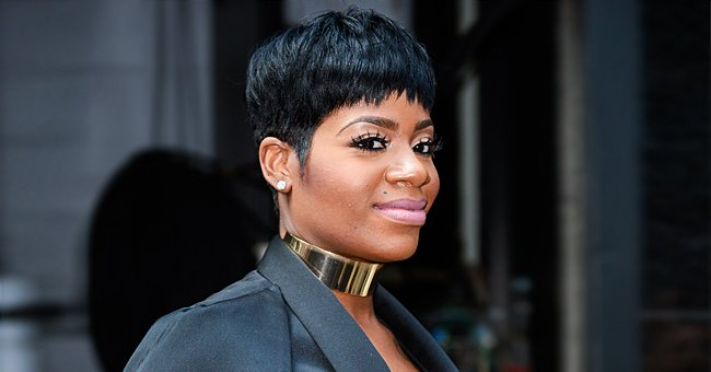 Check Out 'American Idol' Winner Fantasia's Fit Body in a Pink Sweatshirt & Pants in New Photo