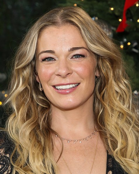 LeAnn Rimes at Universal Studios Hollywood on November 08, 2019 in Universal City, California. | Photo: Getty Images