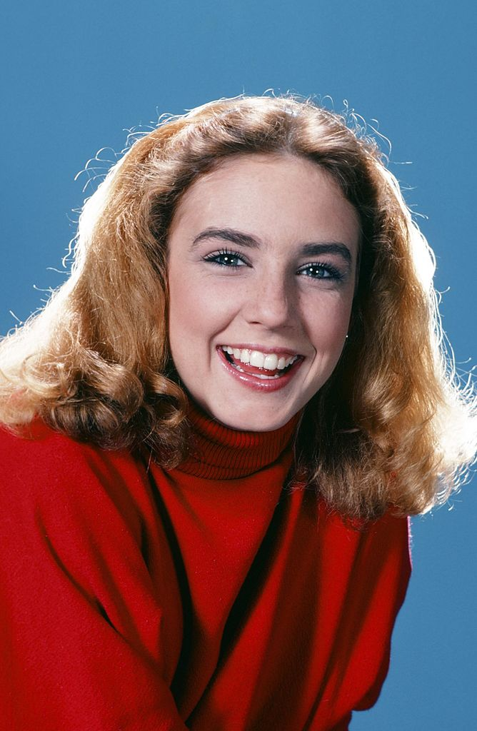 """Diff'erent Strokes"" Season 4. Pictured: Dana Plato as Kimberly Drummond 