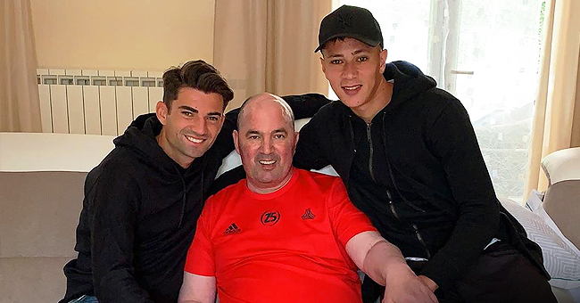 Les fils de Zinedine Zidane ont rendu des hommages émotionnels à leur oncle, Farid Zidane