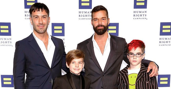Ricky Martin Gets Candid about His Children Critiquing His Performance — Hear What They Say