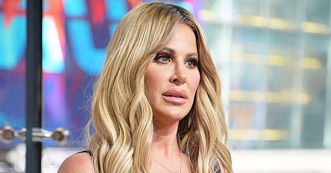 Kim Zolciak's 8-Year-Old Son Kash Gets Casts for His Broken Arm