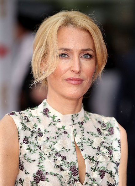 Gillian Anderson at The Royal Festival Hall on May 14, 2017 in London, England. | Photo: Getty Images