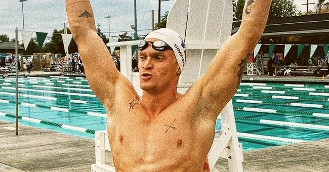 Miley Cyrus' Ex Cody Simpson Qualifies for the Olympic Swimming Trials — Michael Phelps Reacts