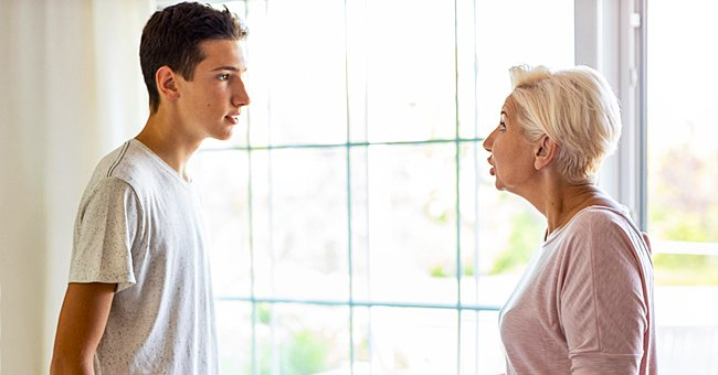 Story of the Day: Teen Gets Mad at Mom for Giving Her Brother Preferential Treatment