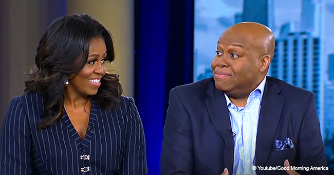 Michelle Obama Shares Touching Message from Her Brother: 'One of the Best Texts I've Ever Received'