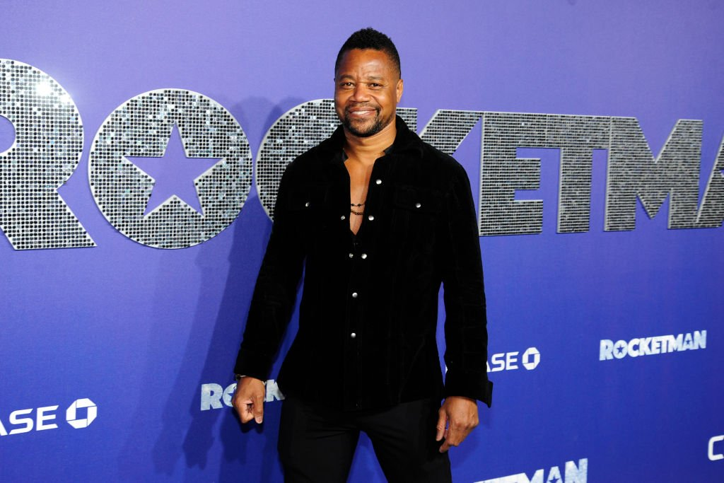 """Cuba Gooding Jr. attends """"Rocketman"""" US Premiere at Alice Tully Hall, Lincoln Center, NYC on May 29, 2019 in New York City. 