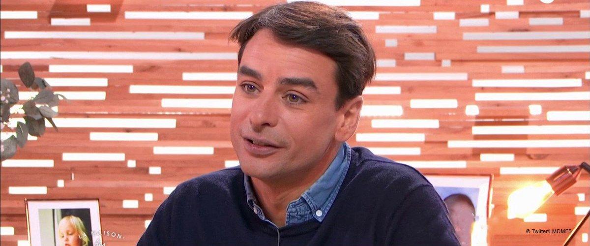 Julian Bugier est le père de deux enfants : son grand regret concernant la naissance de sa fille