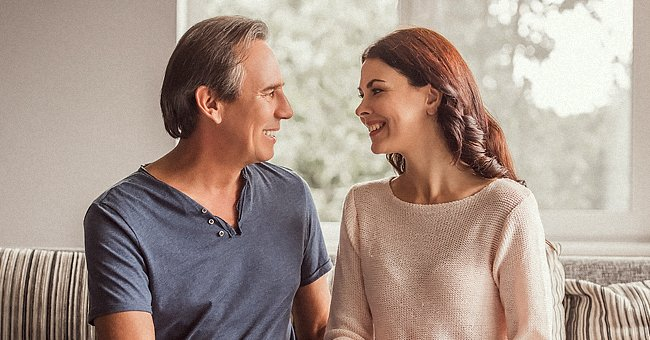 A man and woman talking.   Photo: Shutterstock