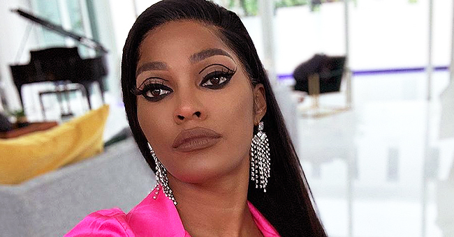 Joseline Hernandez Posts Adorable Photo of Daughter after PDA-Filled Pic with Her Man