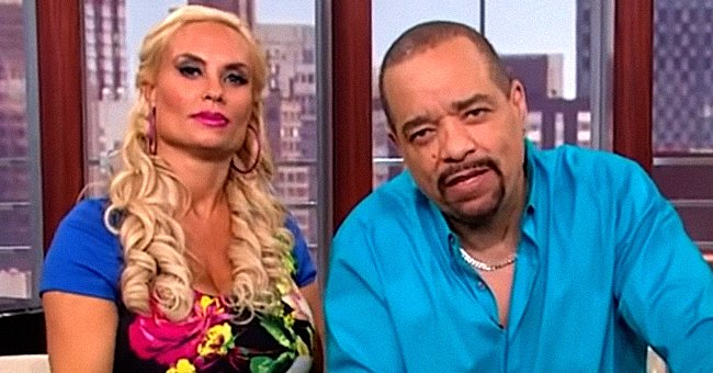 Ice-T Poses With His Wife & Daughter in Matching Outfits & Their 4 Dogs — See the Family Photo