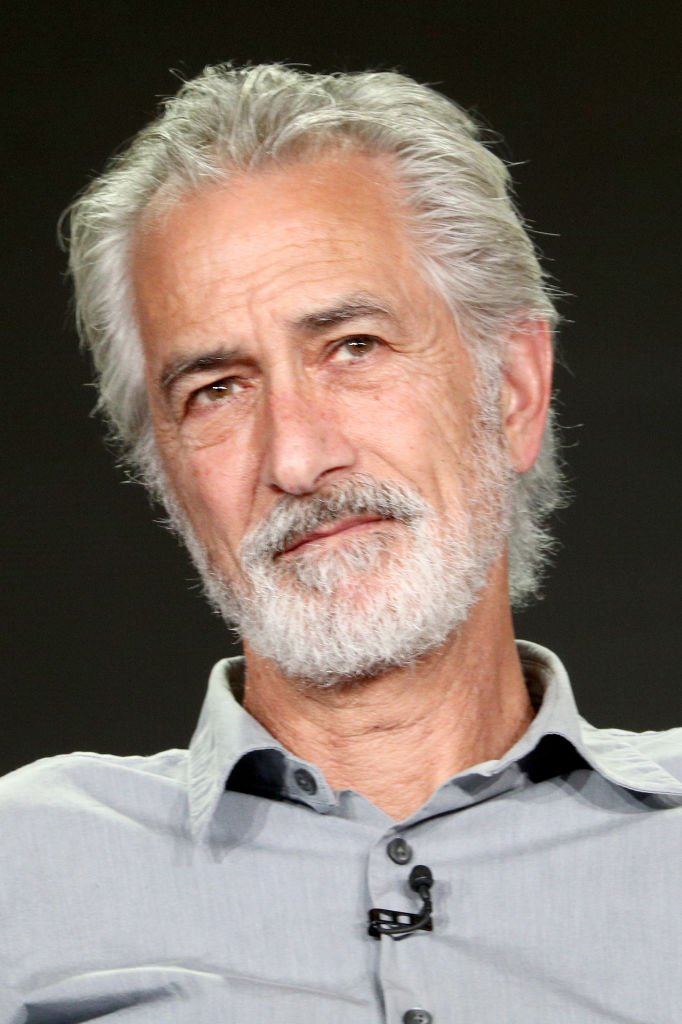 David Strathairn of 'McMafia' speaks onstage during the AMC Networks portion of the 2018 Winter Television Critics Association Press Tour   Getty Images / Global Images Ukraine