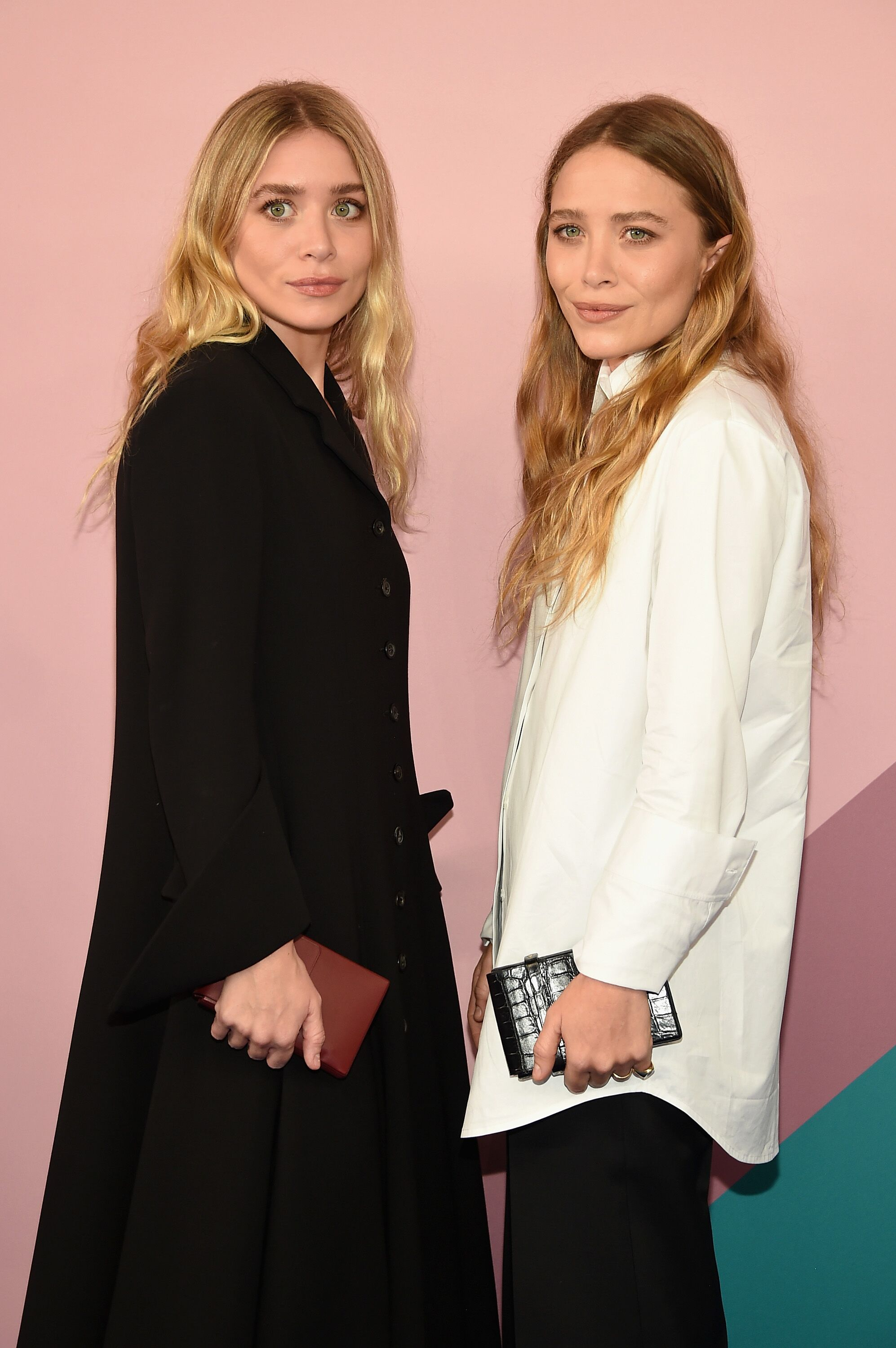Ashley Olsen and Mary-Kate Olsen at the 2017 CFDA Fashion Awards in New York | Source: Getty Images
