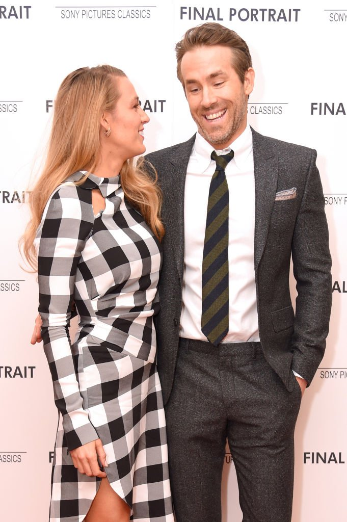 Ryan Reynolds and his current wife Blake Lively. I Image: Getty Images.