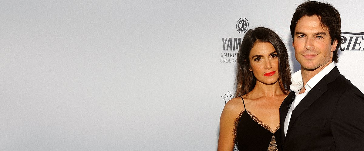Ian Somerhalder's Wife Is a Vampire Drama Star Too — Get to Know Nikki Reed and Their Daughter