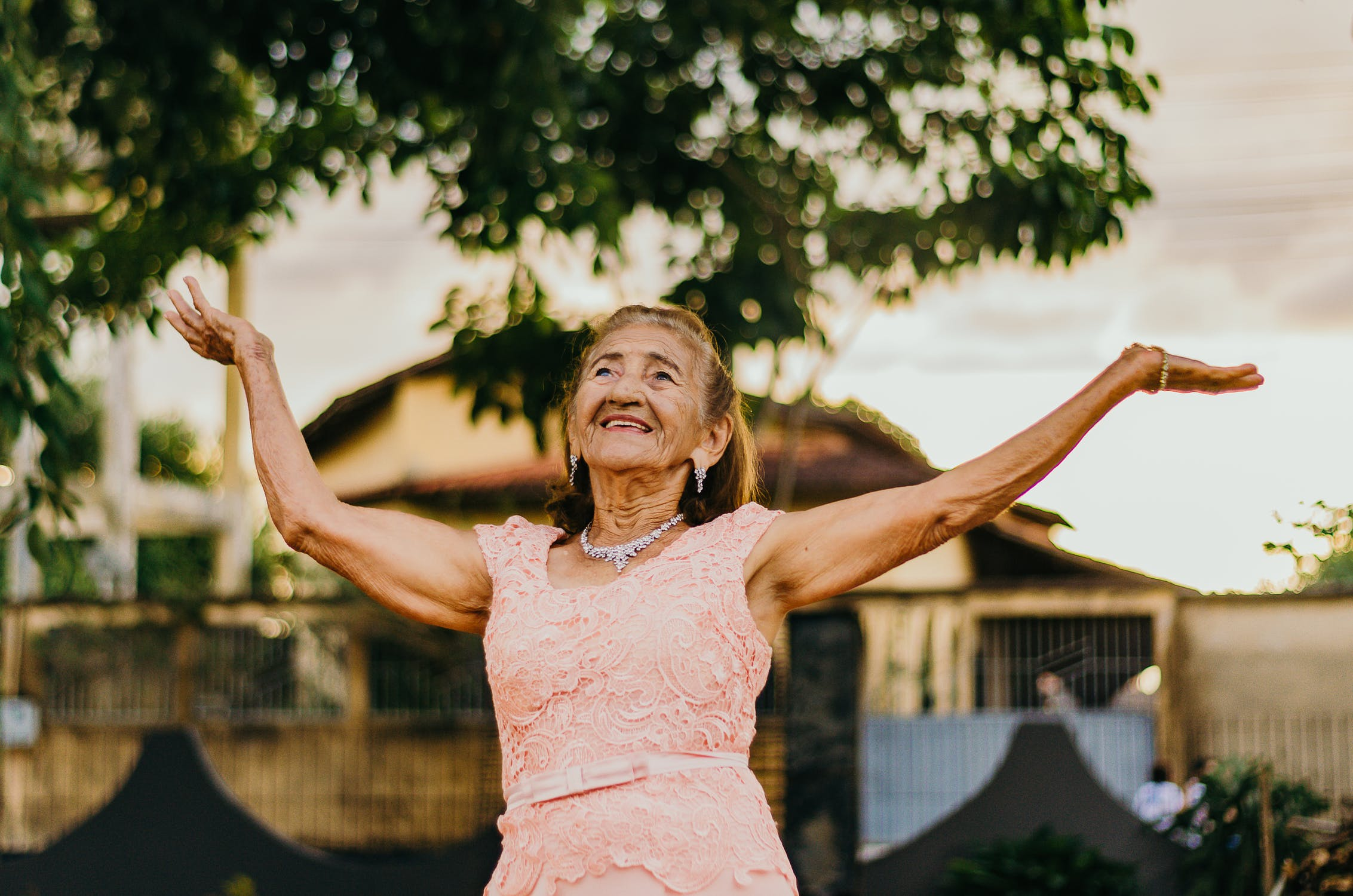 Jason's mother was delighted to see him again   Source: Pexels