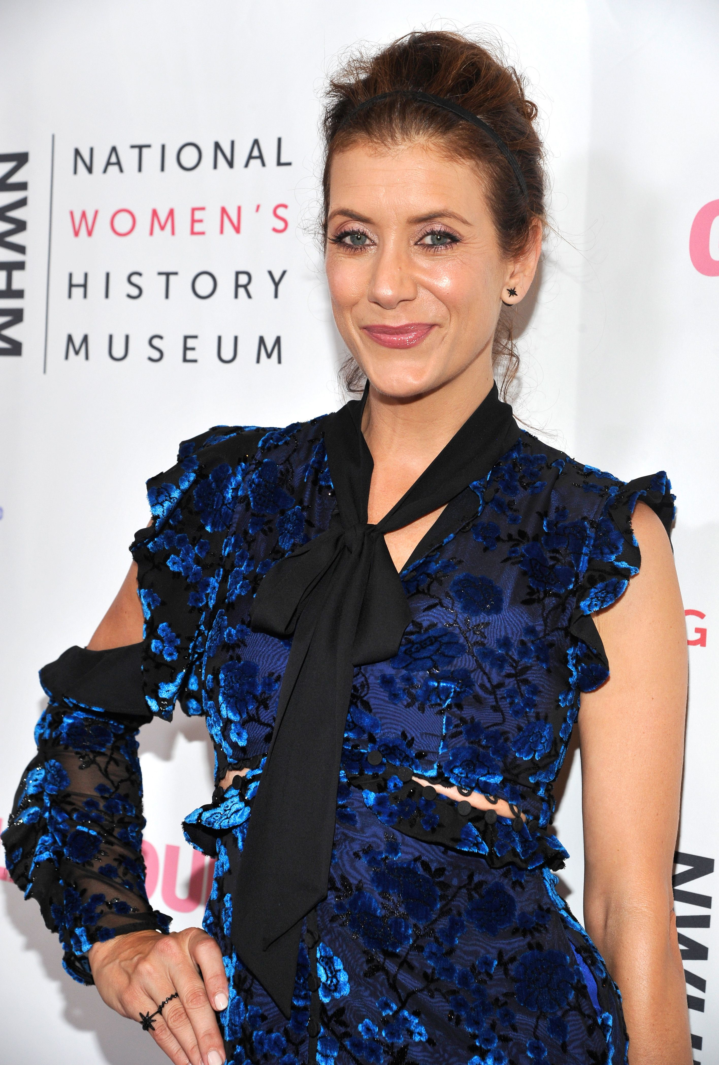 Kate Walsh at the Women Making History Awards at The Beverly Hilton Hotel on September 16, 2017.   Photo: Getty Images