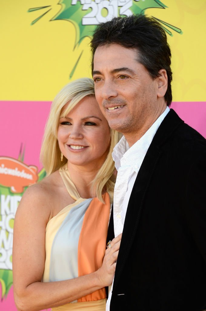 Actor Scott Bail and Renee Sloan arrives at Nickelodeon's 26th Annual Kids' Choice Awards at USC Galen Center | Photo: Getty Images