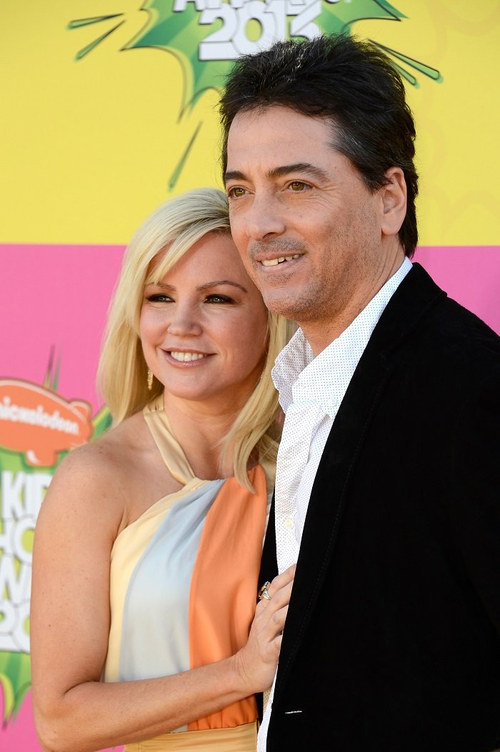 Scott Baio and girlfriend l Picture: Getty Images