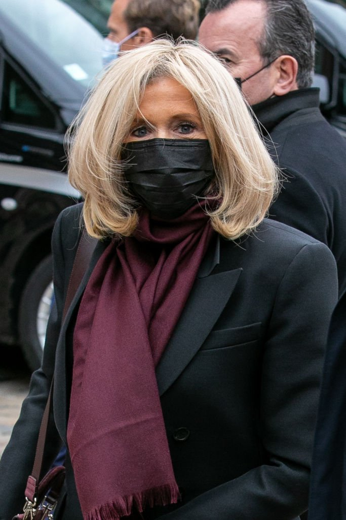 La Première Dame Brigitte Macron I photo: Getty Images