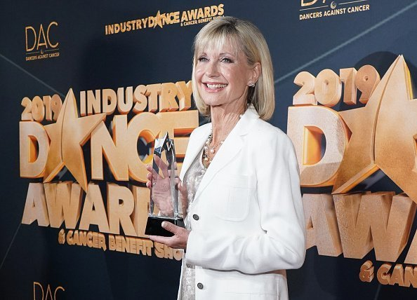 Olivia Newton-John at the 2019 Industry Dance Awards on August 14, 2019 | Photo: Getty Images