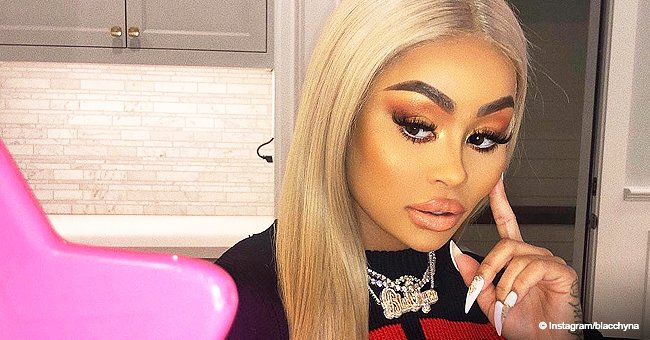 Blac Chyna speaks about her children's wellbeing after police were called to her house twice