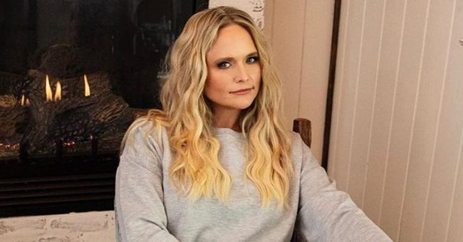Miranda Lambert Wows Fans with Her Natural Beauty as She Poses in a Black Leather Jacket