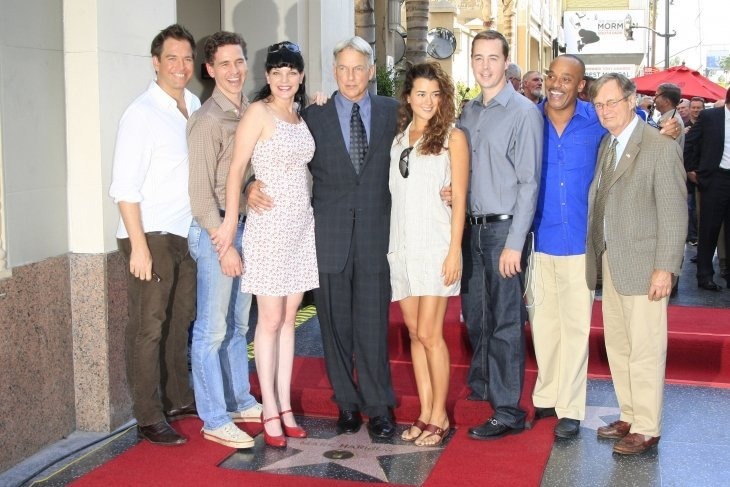 Mark Harmon receives a star on the Hollywood Walk of Fame on October 1, 2012 | Photo: Getty Images