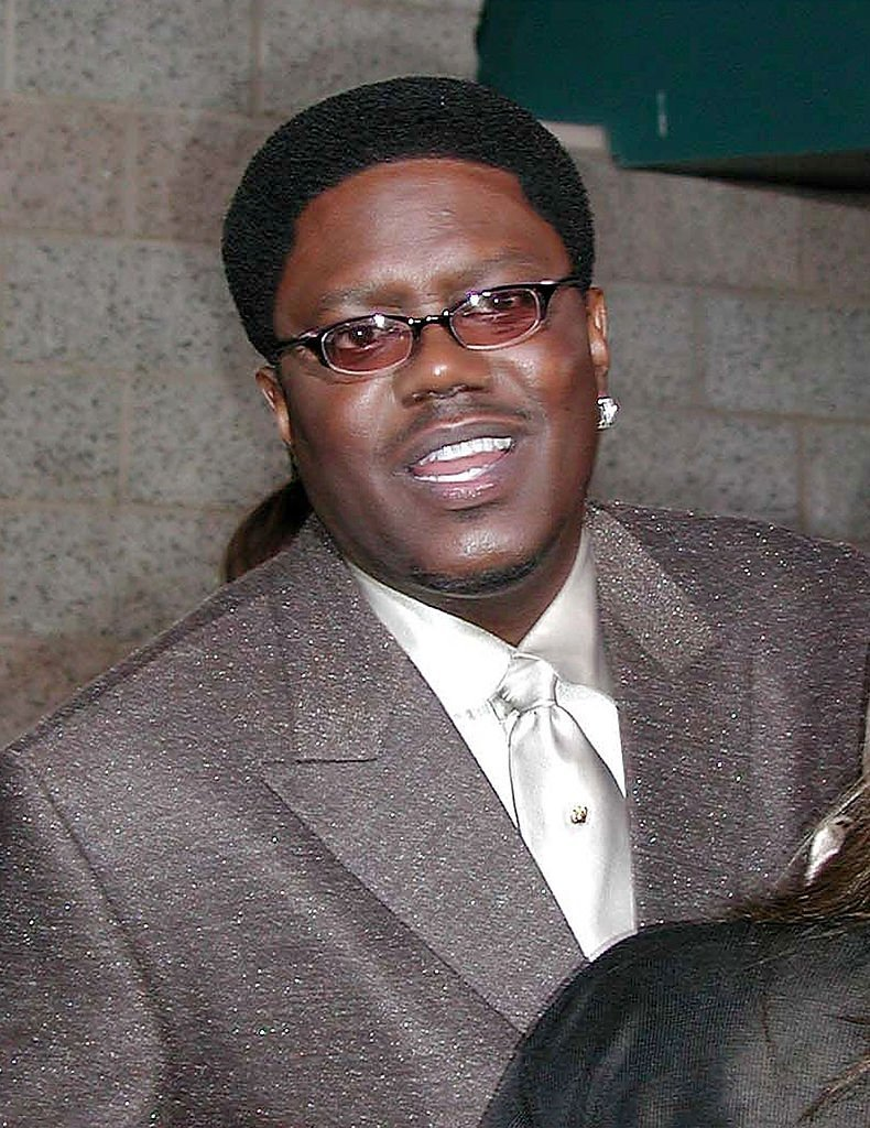 Comedian Bernie Mac attends the 2001 Billboard Music Awards at the MGM Grand | Photo: Getty Images