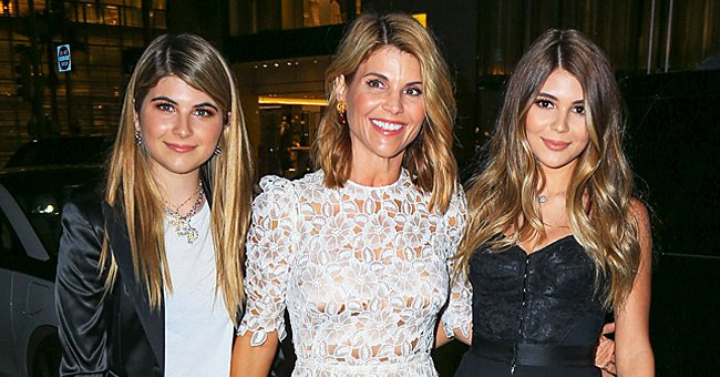 Lori Loughlin's Reunion with Daughters after Prison Release Was Reportedly an Emotional Moment