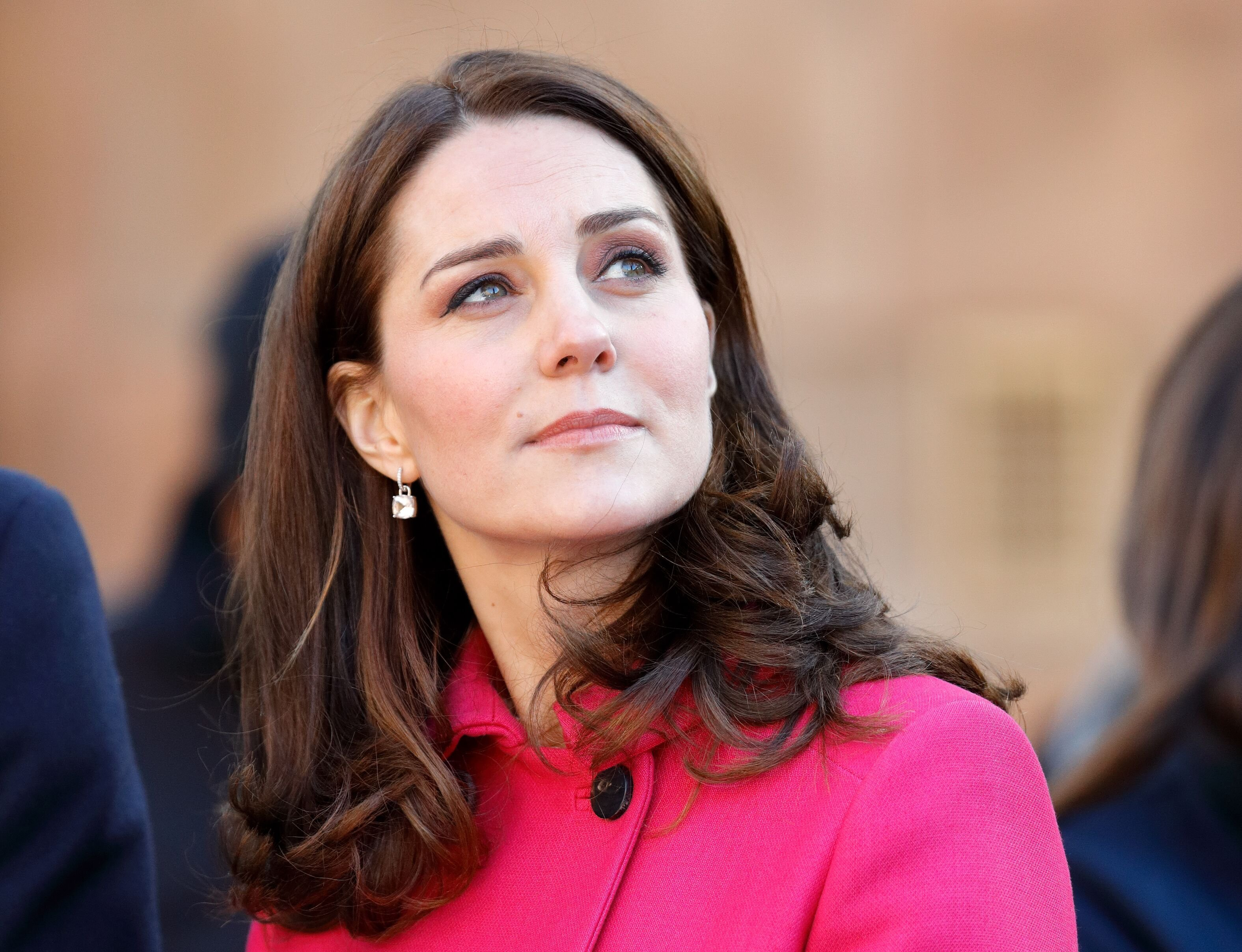Catherine, Duchess of Cambridge visits Coventry Cathedral on January 16, 2018 in Coventry, England | Photo: Max Mumby/Indigo/Getty Images)
