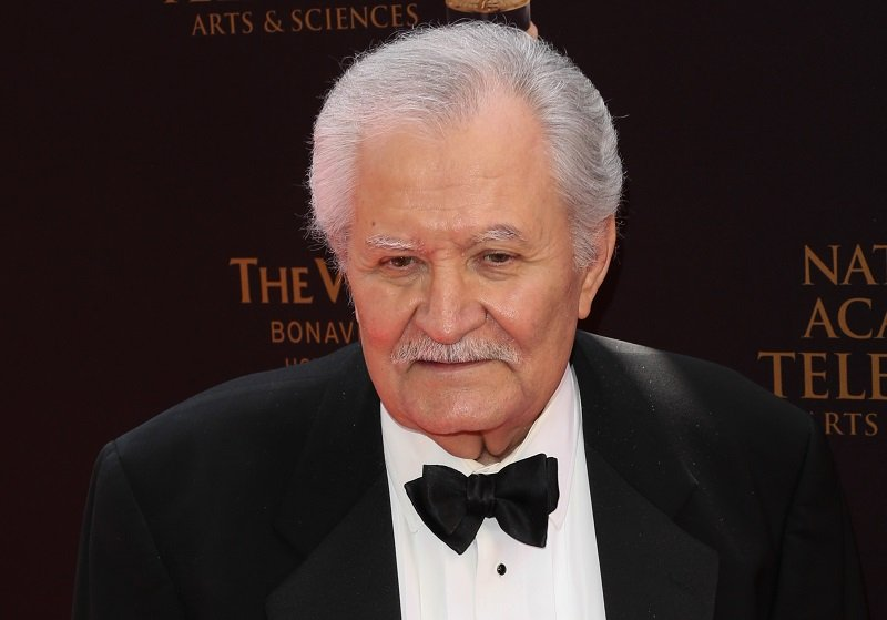 John Aniston, Los Angeles, 2016 | Quelle: Getty Images