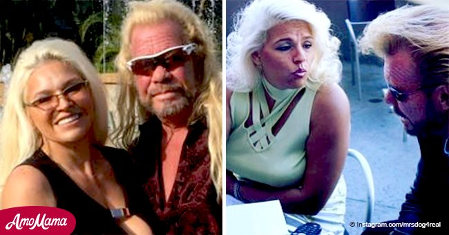 'Bounty Hunter' and Beth Chapman's wedding was clouded by Dwayne's huge loss