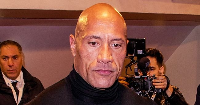 Dwayne Johnson Talks about Writing His Dad's Eulogy Following His Recent Death from a Heart Attack