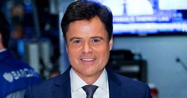 How Donny Osmond Celebrated His Son Don Jr's Birthday