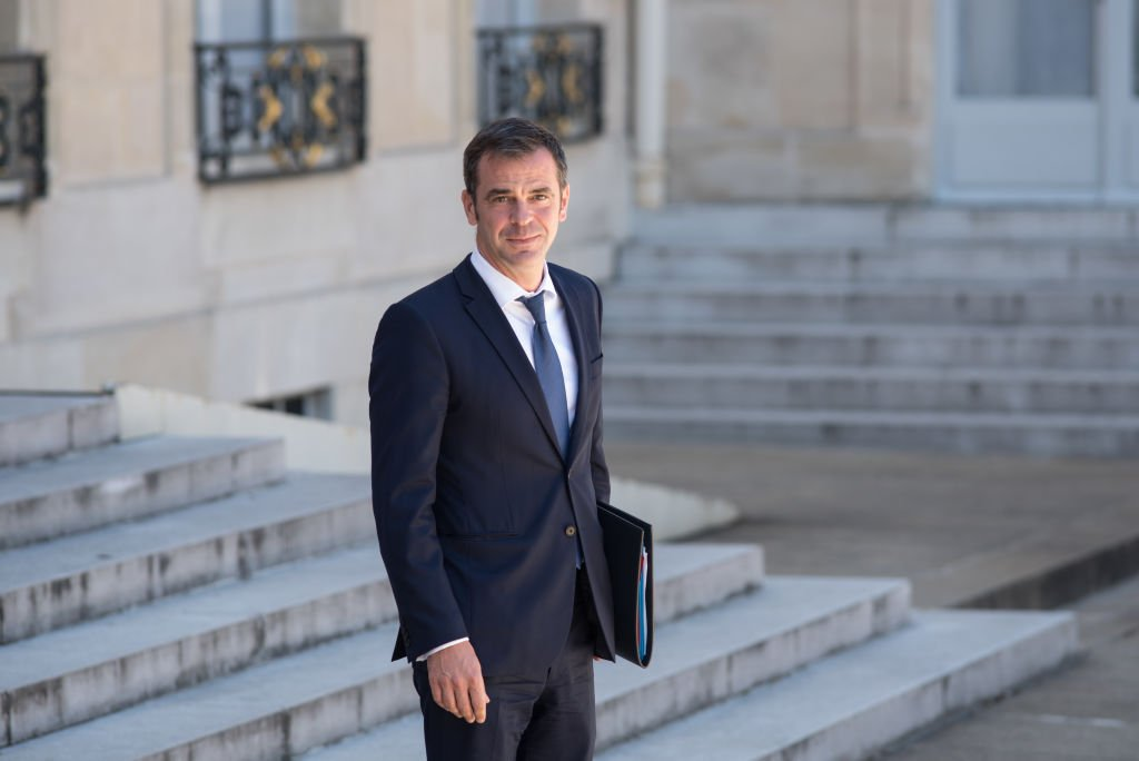 Le ministre Olivier Véran. | Photo : Getty Images