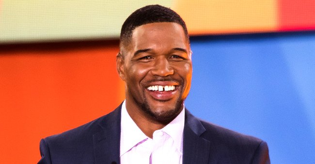 Michael Strahan from GMA Shared Photo Collage of His 4 Grown-Up Kids on Valentine's Day