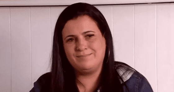 Nadia Parenzee en plein témoignage | Photo : breaking Video / YouTube