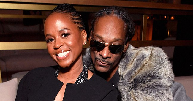 Snoop Dogg's Wife Shante Smiles as She Poses in Pics Wearing a Trendy Outfit — Fans Are in Awe