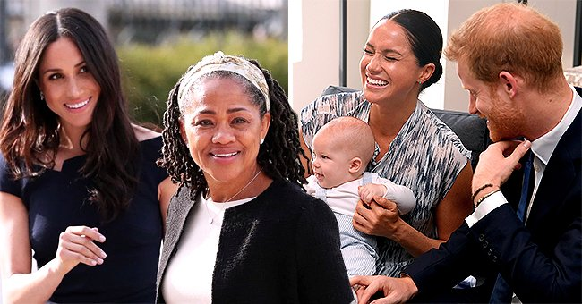 Closer Weekly: Meghan Markle's Mom Doria Will Have Positive Influence on Archie's Life