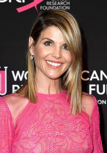 Lori Loughlin at The Women's Cancer Research Fund's event in Beverly Hills, California.| Photo: Getty Images