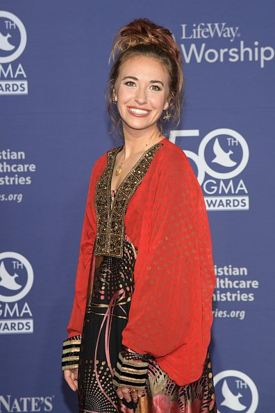 Lauren Daigle at the 50th Annual GMA Dove Awards on October 15, 2019 in Nashville, Tennessee. | Photo: Getty Images