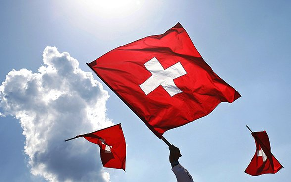 Drapeau Suisse | Photo : Getty Images