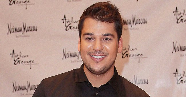 Rob Kardashian's Adorable Daughter Dream Looks Delighted Playing with Her Huge Dollhouse