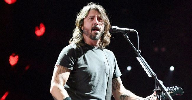 Dave Grohl performing at the Intersect Music Festival in Las Vegas, 2019 | Photo: Getty Images