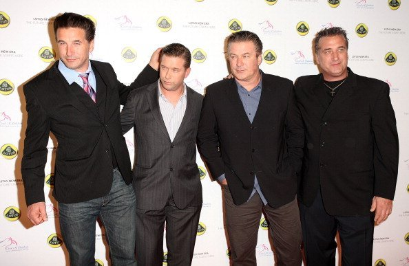 Actors Billy Baldwin, Stephen Baldwin, Alec Baldwin and Daniel Baldwin attend the Lotus Cars Launch event on November 12, 2010, in Los Angeles, California. | Source: Getty Images.