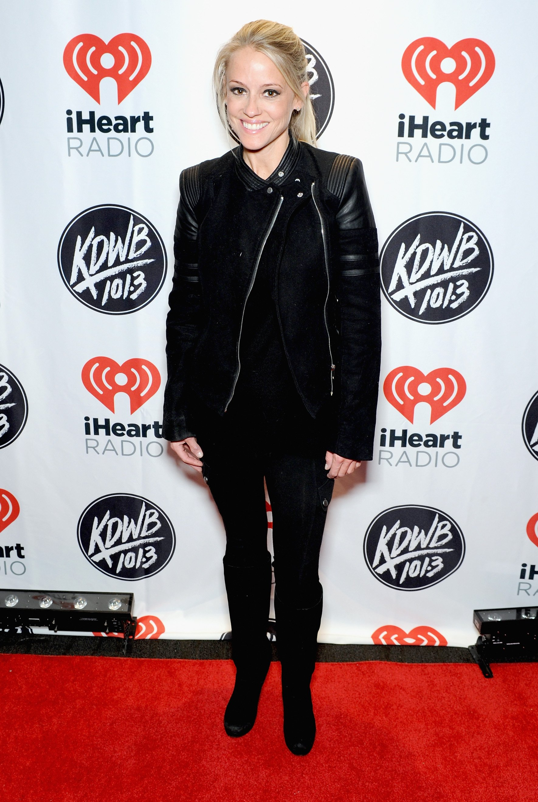 Nicole Curtis attends Jingle Ball 2014 in St Paul, Minnesota on December 8, 2014 | Photo: Getty Images
